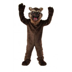 Wolverine Mascot Costume 503-QSW