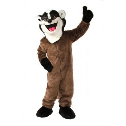 Badger Mascot Costume 504