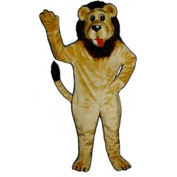 Cute Lion Mascot Costume 506-Z