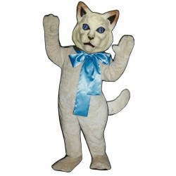 Cat w/ Bow Mascot Costume 508A-Z