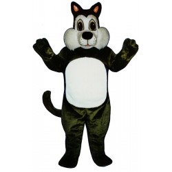 Comic Cat Mascot Costume 509-Z