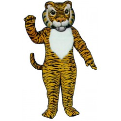 Comic Tiger Mascot Costume 511-Z