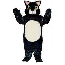 Blackie Cat Mascot Costume 513B-Z