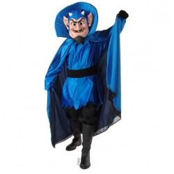 Blue Devil Mascot Costume 518