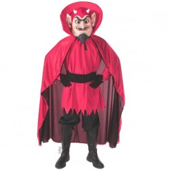 Red Devil Mascot Costume 518