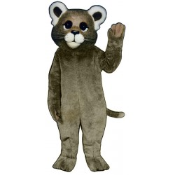 Baby Cougar Mascot Costume 520-Z