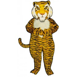 Jungle Tiger Mascot Costume 526-Z