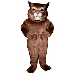 Girl Wildcat Mascot Costume 542-Z