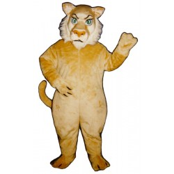 Growly Lion Mascot Costume 547-Z