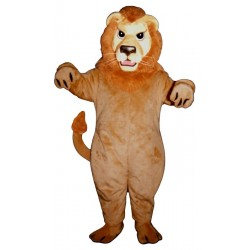 Mean Lion Mascot Costume 548-Z