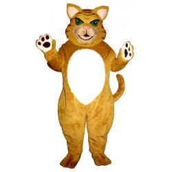 Sugar Kitty Mascot Costume 557-Z