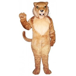 Snarling Wildcat Mascot Costume 565-Z