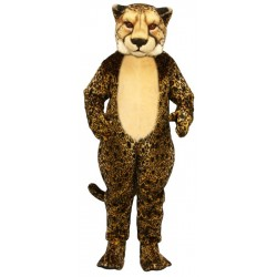 Cheetah Mascot Costume 570-Z