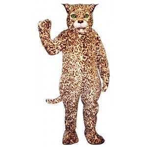 Spotted Lynx Mascot Costume 571-Z