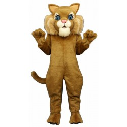 Miss Boots Mascot Costume 577-Z