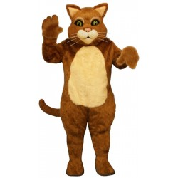 James the Cat Mascot Costume 582-Z