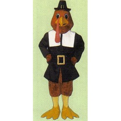Tom Gobble Mascot Costume 602DD-Z