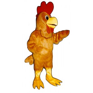 Rusty Rooster Mascot Costume 621-Z