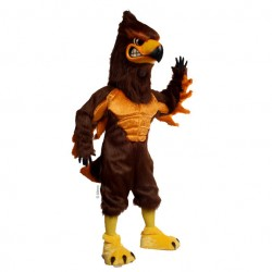 Power Majestic Hawk/Falcon  Mascot Costume 638
