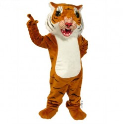 Big Cat Tiger Mascot Costume 69-QSD