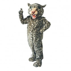 Big Cat Leopard Mascot Costume 70