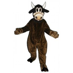 Clover Cow Mascot Costume 712-Z