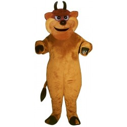 Tough Bull Mascot Costume 719-Z