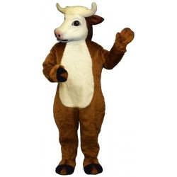 Henry Hereford Mascot Costume 728-Z