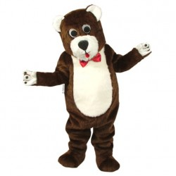 Teddy Bear Mascot Costume 80