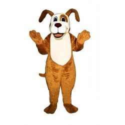 Digger Dog Mascot Costume 866-Z
