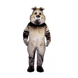 Tuffy Bulldog Mascot Costume 868-Z