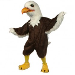 Regal Eagle Mascot Costume 92