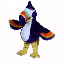 Tookie Bird Mascot Costume 94