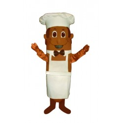 Hot Dog Chef Mascot Costume FC024-Z