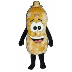 Idaho Potato (Bodysuit not included) Mascot Costume FC028-Z