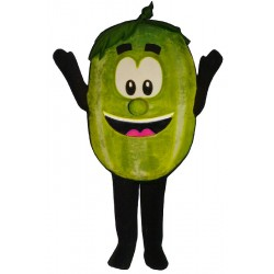 Wally Watermelon (Bodysuit not included) Mascot Costume FC030-Z