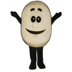 Boiled Egg (Bodysuit not included) Mascot Costume FC035-Z