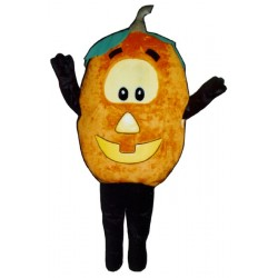 Jack O' Lantern (Bodysuit not included) Mascot Costume FC040-Z