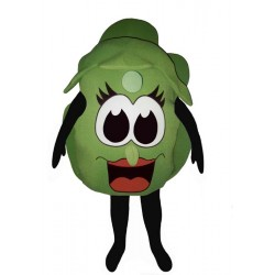 Lettuce (Bodysuit not included) Mascot Costume FC044L-Z