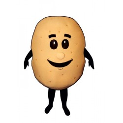 Baked Potato (Bodysuit not included) Mascot Costume FC065-Z