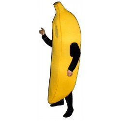 Banana (Bodysuit not included) Mascot Costume FC08-Z