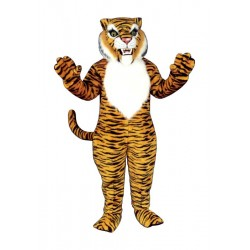 Tiger Mascot Costume MM15-Z