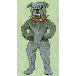 Bulldog Mascot Costume MM16-Z