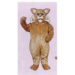 Bobcat Mascot Costume MM2-Z