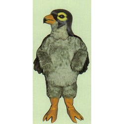 Hawk Mascot Costume MM20-Z