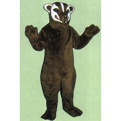 Badger Mascot Costume MM22-Z