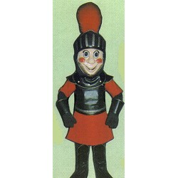 Knight  Mascot Costume MM25-Z