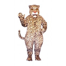 Leopard Mascot Costume MM49-Z