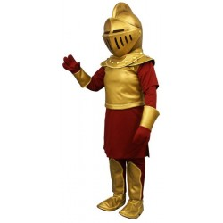 Sir Lance  Mascot Costume MM57-Z