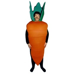 Carrot  Mascot Costume (Bodysuit not included) PFC1-Z